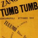 Marinetti, 1914.