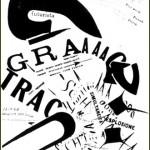 Marinetti, 1918.
