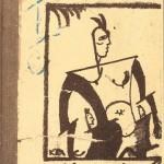Kroutchionykh, Khlebnikov, couverture de Jeu en Enfer.