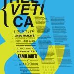 Jessica Fecteau, Andréanne Pesant, l'Helvetica