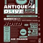 Thibault Priou, Antoine Lafay, l'Antique olive